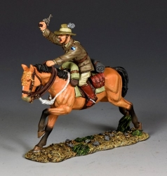 AL094 Australian Light Horse Officer w/Pistol