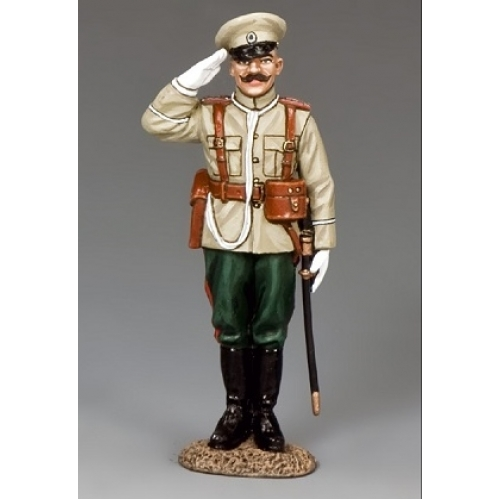 The Military Workshop - FW204 Russian Officer