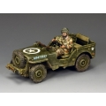 MG60 Airborne Jeep