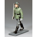 WS335 Marching Waffen SS Officer