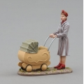 HF003A Lady with Pram (ground base)