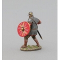 ROM029A Auxiliary with sword and red shield design