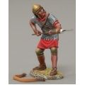 ROM034B Auxiliary Archer with Pilum - Gold Helmet