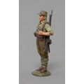 RS053A Japanese Sentry/Parade Figure with Cap