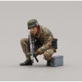SS069B SS Soldier Crouched Down - No Base