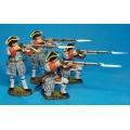 QF035N Regiment de Bearn 4 figures