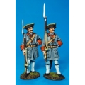 QF38 Pre Order Two Grenadiers Waiting in Reserve, Regt. de Bear