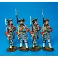QF38N Four Grenadiers Waiting in Reserve, Regt. de Be