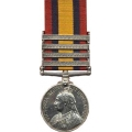 MEDA1F Queen's South Africa Medal Full Size