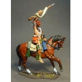 RSF22B Woodland Indian with Raised Musket #1