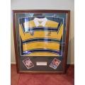 001 Sports Jersey Frame