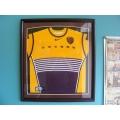 003 Sports Jersey Frame