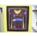 002 Sports Jersey Frame