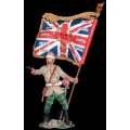 NWF001 Pre Order Gordon's Officer with flag